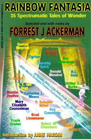book cover of Rainbow Fantasia