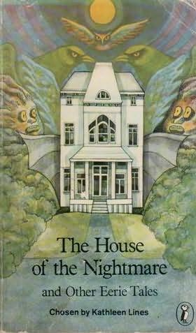 book cover of The House of the Nightmare