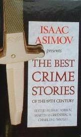 book cover of The Best Crime Stories of the Nineteenth Century