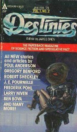 book cover of Destinies, No. 2