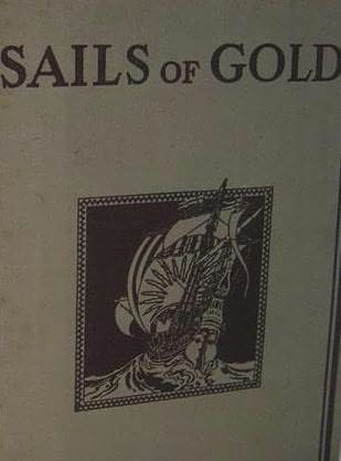 book cover of Sails of Gold