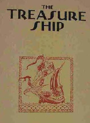 book cover of The Treasure Ship