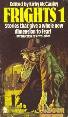 book cover of Frights 1