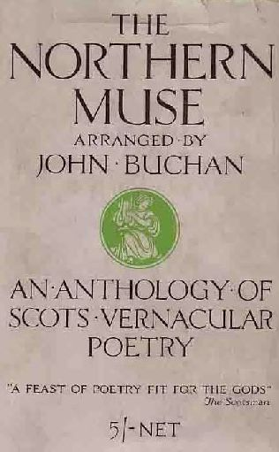 book cover of The Northern Muse