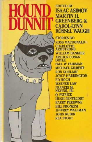 book cover of Hound Dunnit