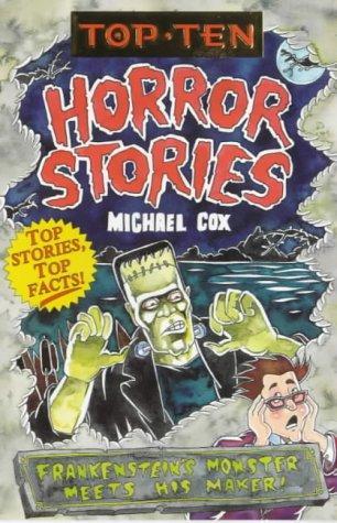 book cover of Top Ten Horror Stories