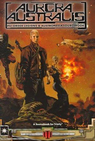 book cover of Trinity : Aurora Australis