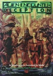 book cover of Alien Encounter : Deception