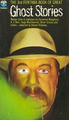 book cover of The 3rd Fontana Book of Great Ghost Stories