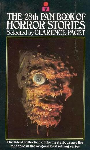 book cover of The 28th Pan Book of Horror Stories