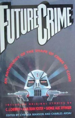 book cover of Futurecrime