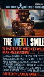 book cover of The Metal Smile