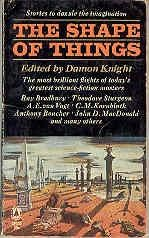 book cover of The Shape of Things