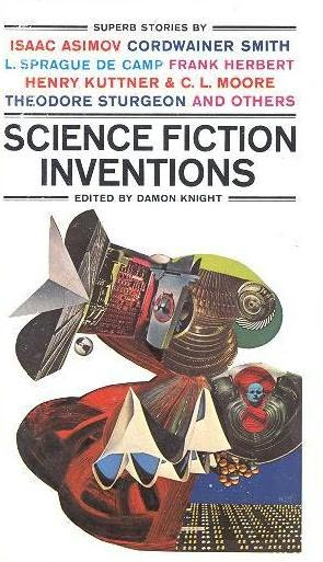 book cover of Science Fiction Inventions