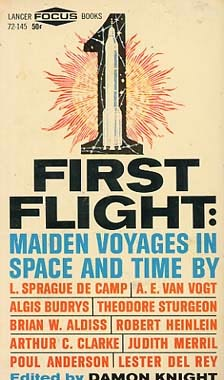 book cover of First Flight