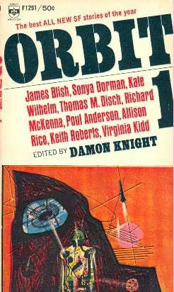 book cover of Orbit 1