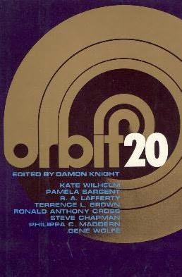 book cover of Orbit 20