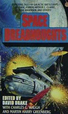book cover of Space Dreadnoughts