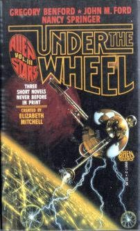 book cover of Under the Wheel