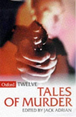 book cover of Twelve Tales of Murder