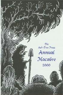 book cover of The Ash-Tree Press Annual Macabre 2000