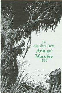book cover of The Ash-Tree Press Annual Macabre 1999