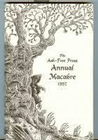 book cover of The Ash-Tree Press Annual Macabre 1997
