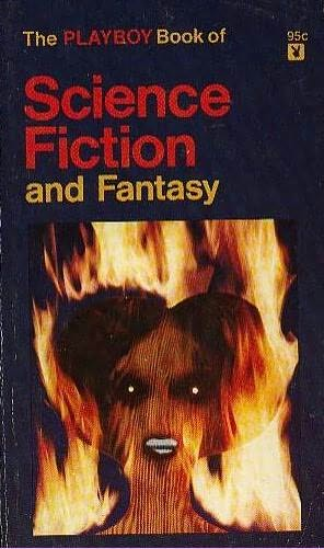 book cover of The Playboy Book of Science Fiction and Fantasy