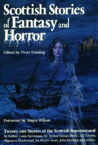 book cover of Scottish Stories of Fantasy and Horror