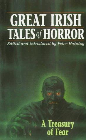 book cover of Great Irish Tales of Horror