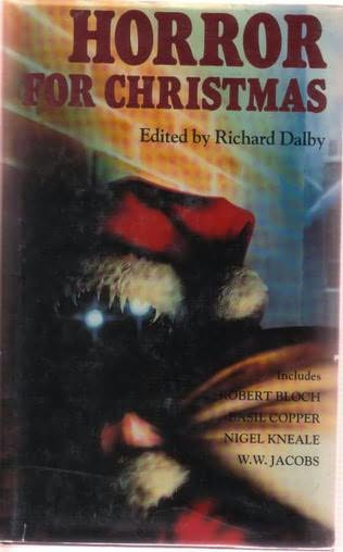 book cover of Horror For Christmas