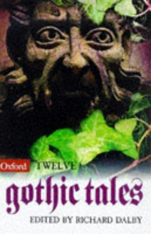book cover of Twelve Gothic Tales