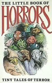book cover of The Little Book of Horrors