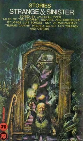 book cover of Stories Strange and Sinister