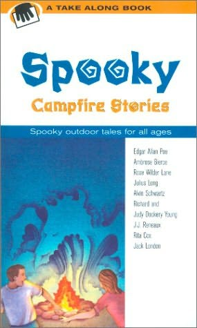 book cover of Spooky Campfire Stories (Take Along Series)