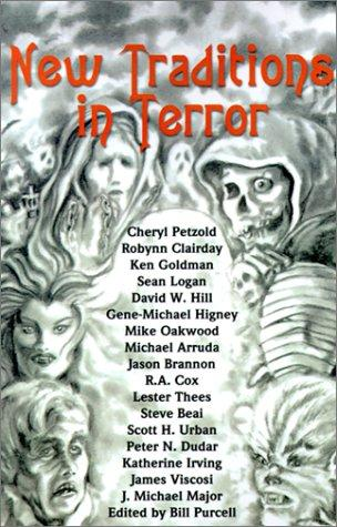 book cover of New Traditions in Terror