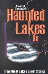 book cover of Haunted Lakes II