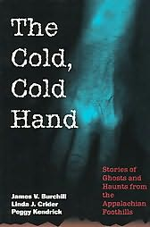 book cover of The Cold, Cold Hand