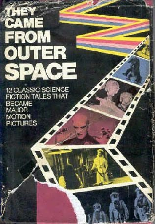 book cover of They Came from Outer Space