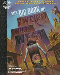 book cover of The Big Book of the Weird Wild West