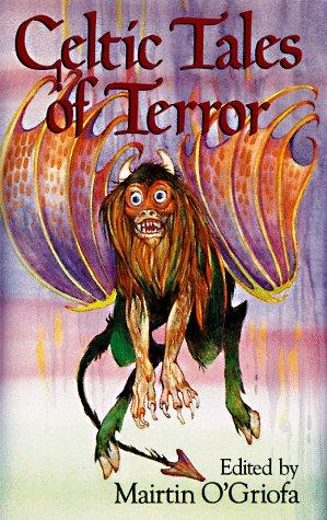 book cover of Celtic Tales of Terror