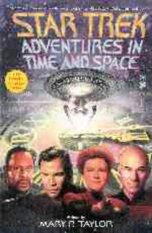 book cover of Adventures in Time and Space