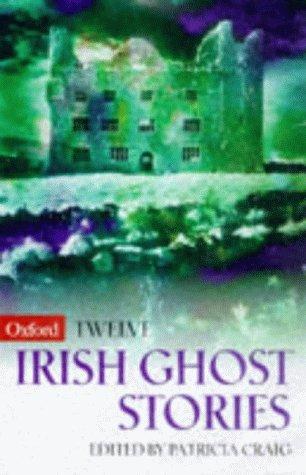 book cover of Twelve Irish Ghost Stories