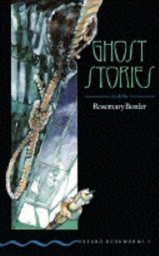 book cover of Ghost Stories