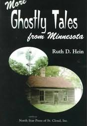 book cover of Ghostly Tales of Minnesota