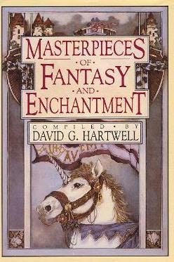 book cover of Masterpieces of Fantasy and Enchantment