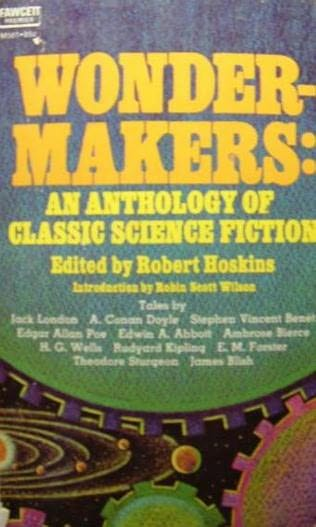 book cover of Wondermakers