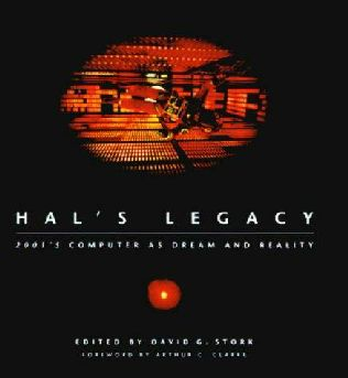 book cover of Hal\'s Legacy