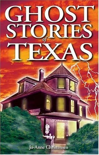 book cover of Ghost Stories of Texas