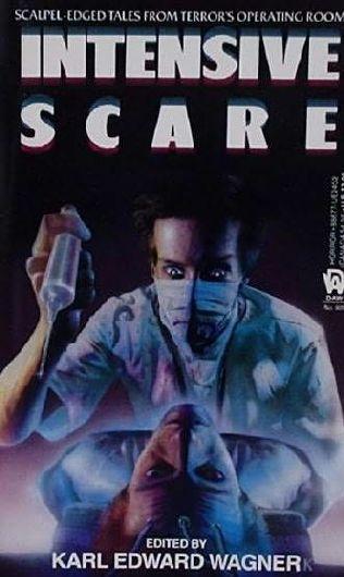 book cover of Intensive Scare